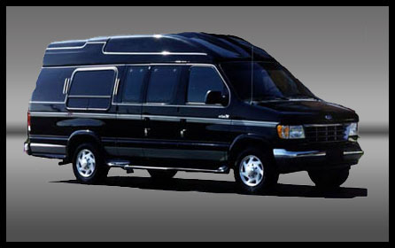 Best rental van services in san Francisco