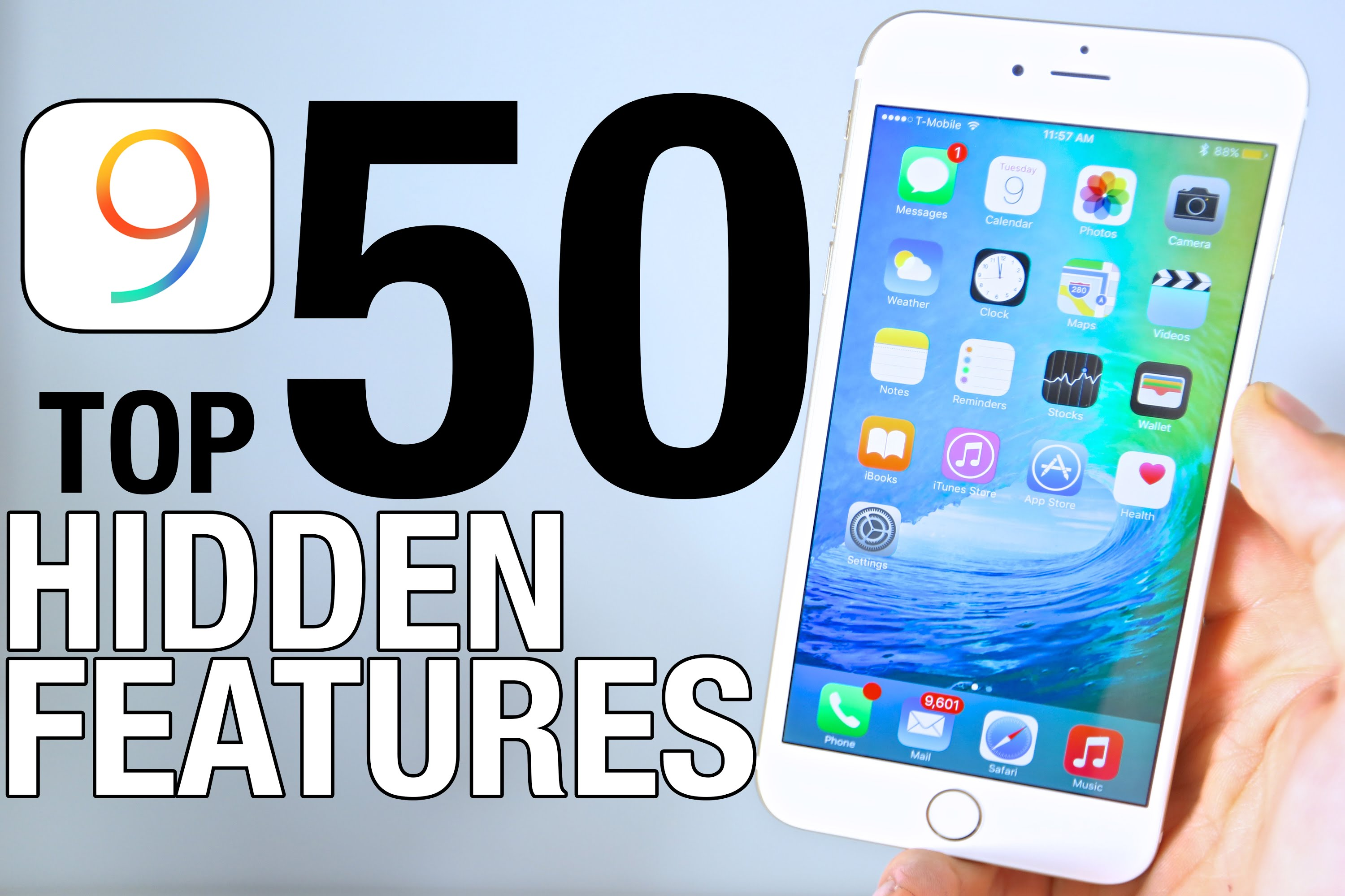 New iOS 9 features that are rocking our world