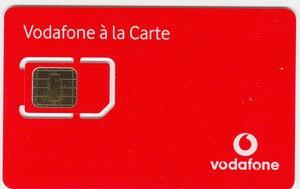 Vodafone-a-la-carte