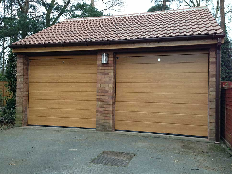 Precision garage door- An expert garage door installation