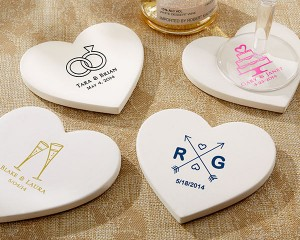 personalized-heart-shaped-stone-coaster-wedding-gifts
