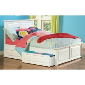 How to buy a kids bed with storage?