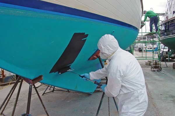 boat protection for boat hull and marine bottom paints florida