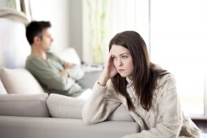 Matrimonial settlement in court of law